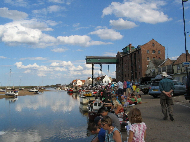 Quayside, Wells-Next-the-Sea