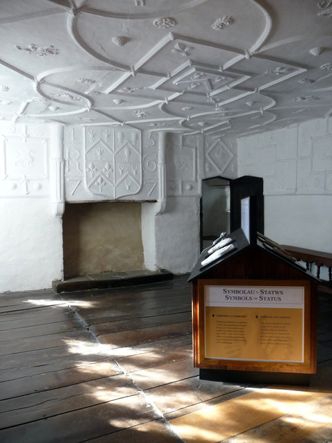 Chamber above the Brewhouse, Plas Mawr