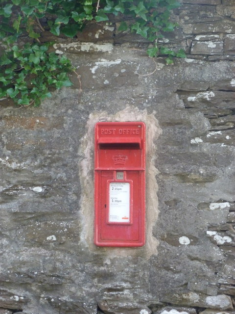 Kirkwall: postbox № KW15 12, Willowburn Road
