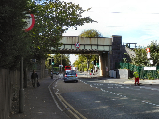 Gatley Road Railway Bridge