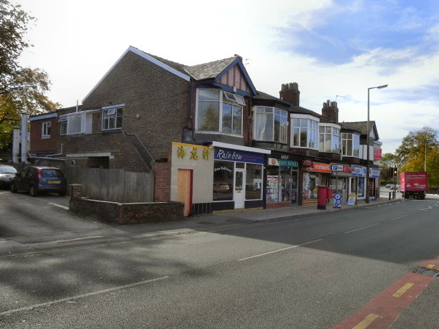 Gatley Road Shops