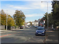 SJ8488 : Northenden Road, Gatley by David Dixon