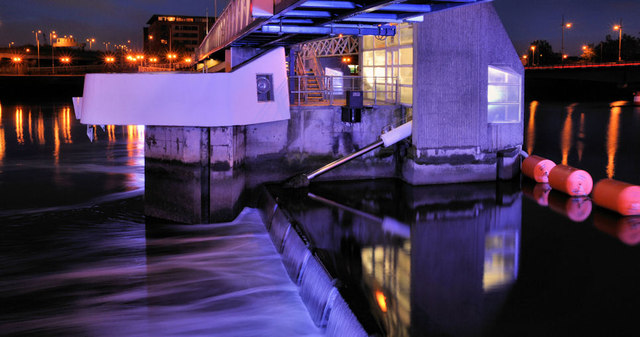The Lagan weir, Belfast (20)