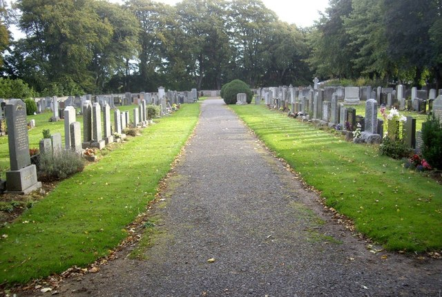 Huntly Cemetery