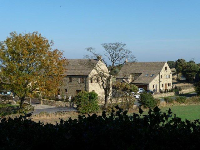 New houses at Upper Bagden