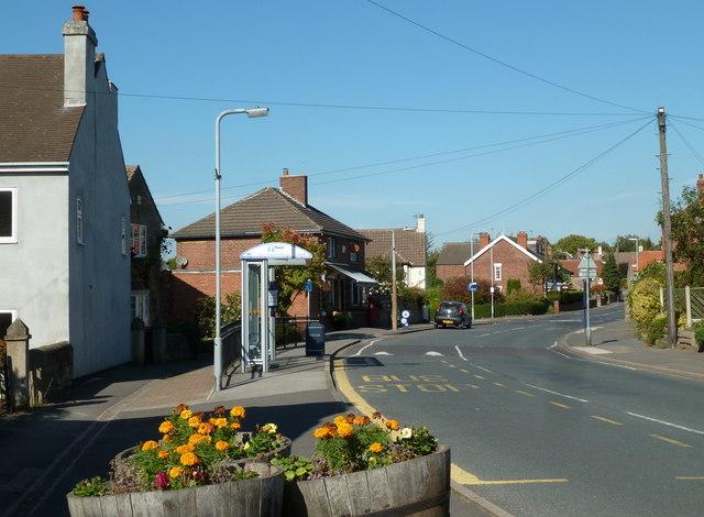 Union Street, Harthill