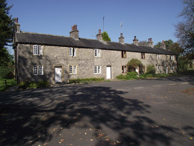 Cottages at Bolton by Bowland