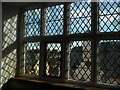 SH7877 : Windows in the White Chamber, Plas Mawr by Phil Champion