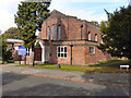 SJ8488 : Gatley United Reformed Church by David Dixon
