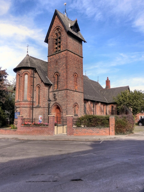 St James' Parish Church, Gatley