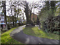 SJ8488 : Walter Stansby Memorial Park , Gatley by David Dixon