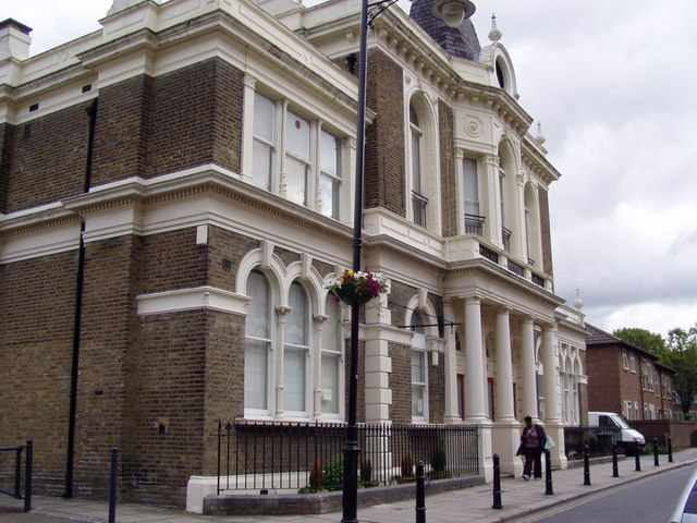 Walthamstow's ex-town hall Orford Road Walthamstow