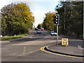 SJ8388 : Longley Lane (B5166), Sharston by David Dixon