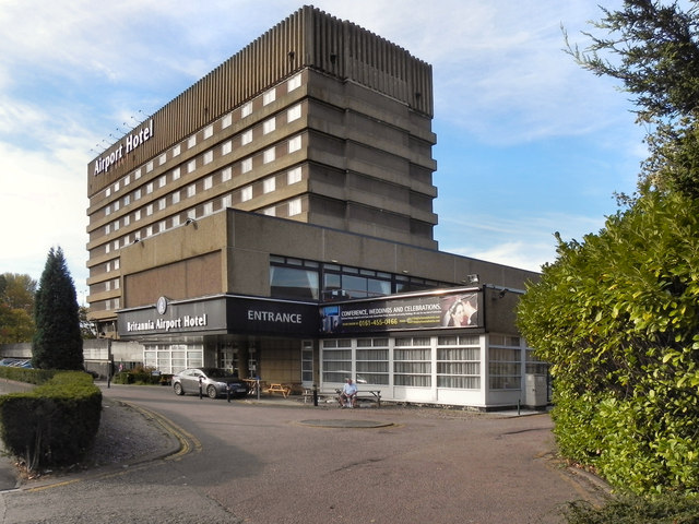 Britannia Airport Hotel Northenden