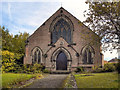 SJ8290 : Northenden Methodist Church, Palatine Road by David Dixon