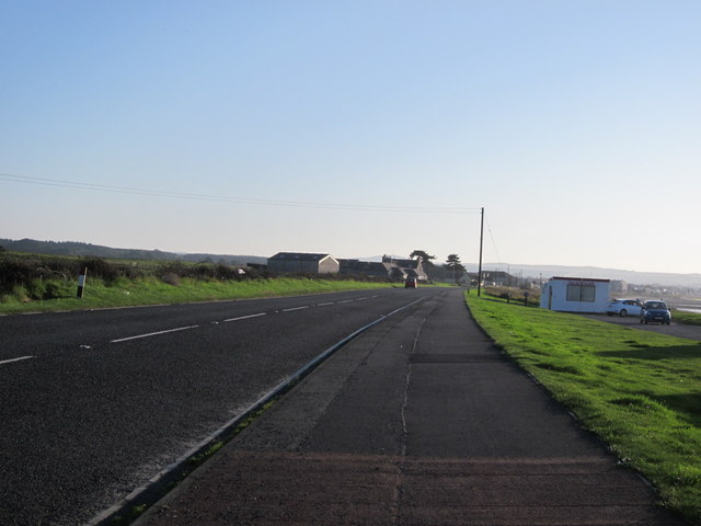 A77 at Sandmill
