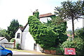 TQ5685 : Well vegetated cottage, Ockendon Rd by Nigel Chadwick
