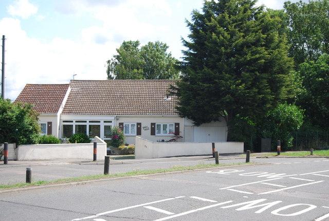 Rose Villa, Corbets Tey