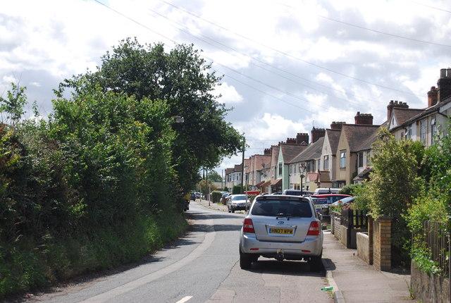Sunnings Lane, Corbets Tey
