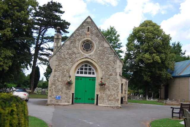 Upminster Cemetery Chapel