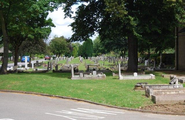 Upminster Cemetery