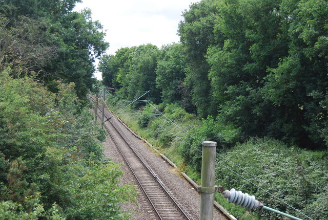 Upminster to Grays branch line