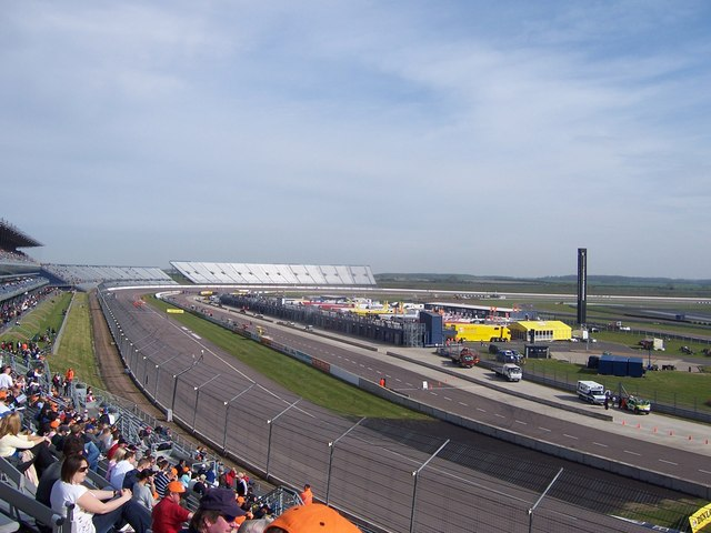 Rockingham Motor Speedway British Touring Car Championship
