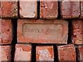 J4967 : Bricks, Castle Espie by Rossographer