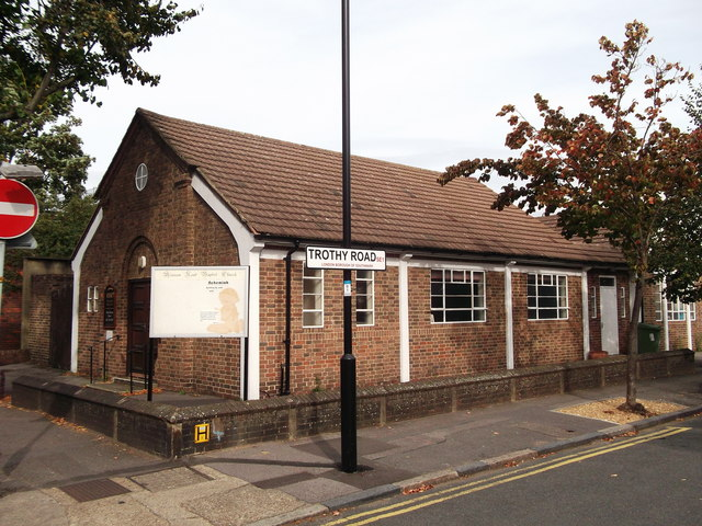 Monnow Road Baptist School, Bermondsey