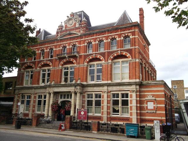 Kagyu Samye Dzong London, Southwark