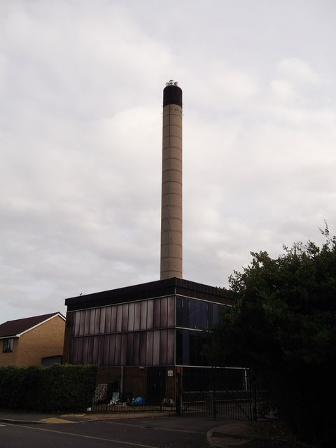 Power Station on Webster Road