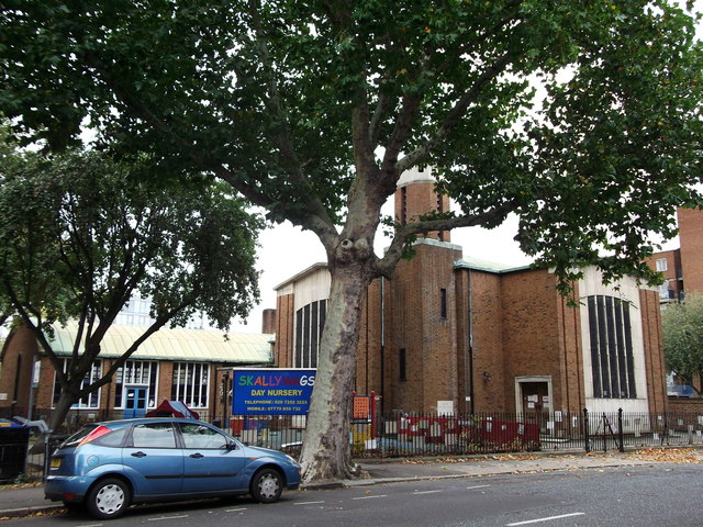 St Crispin with Christchurch, Bermondsey