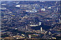 TQ3681 : The Olympic Stadium from the air by Thomas Nugent