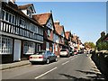 TQ4223 : Fletching High Street by Paul Gillett