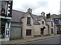 SH7877 : The Black Lion - 11 Castle Street, Conwy by Phil Champion