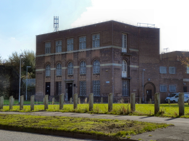 Collyhurst Telephone Exchange