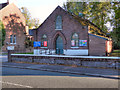 SJ8593 : Mauldeth Road Gospel Hall by David Dixon