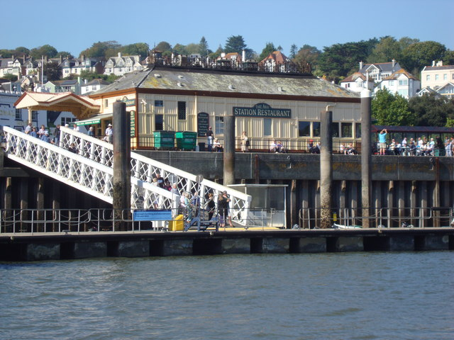 Station Restaurant, Dartmouth