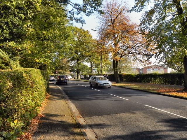 Cheadle Road (A5149)