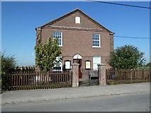 SP9520 : Northall Baptist Church by Mr Biz