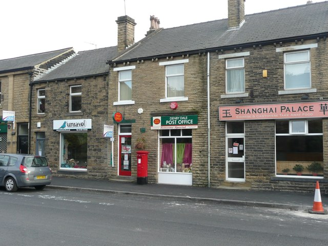 Denby Dale Post Office, Wakefield Road
