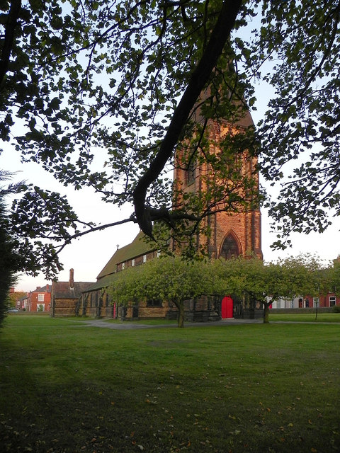 Church of St Matthew, Edgeley