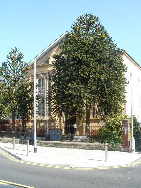 1st Ebbw Vale (Penuel) Scout Group HQ, Ebbw Vale