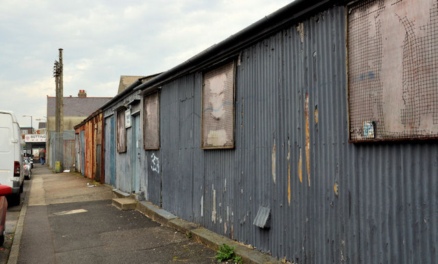 Corrugated Metal Buildings Newtownards 169 Albert Bridge