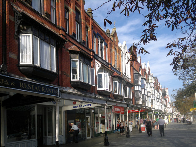 Lord Street, Southport