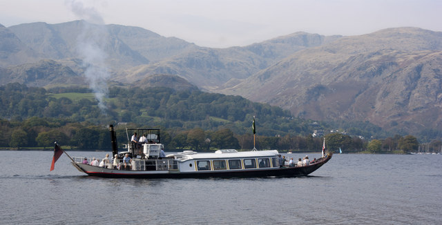 Image result for Coniston Launch
