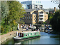 TQ3183 : Regent's Canal, Islington by Stephen McKay
