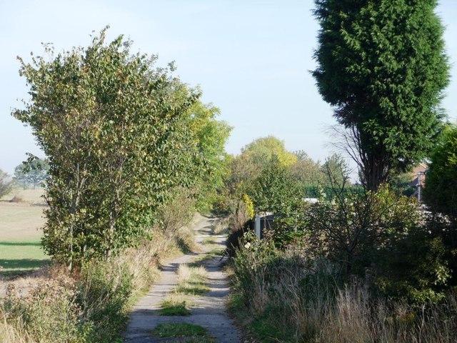 Moor Lane, Upton