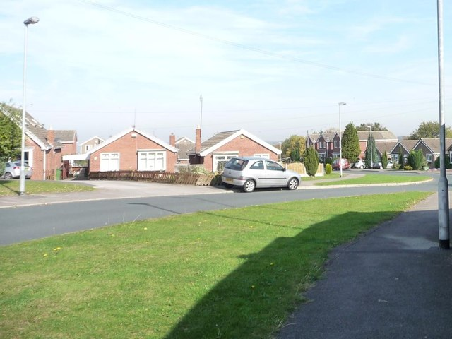 Greenacre Road, Upton