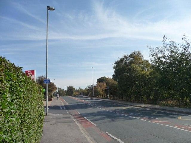 Waggon Lane, Upton